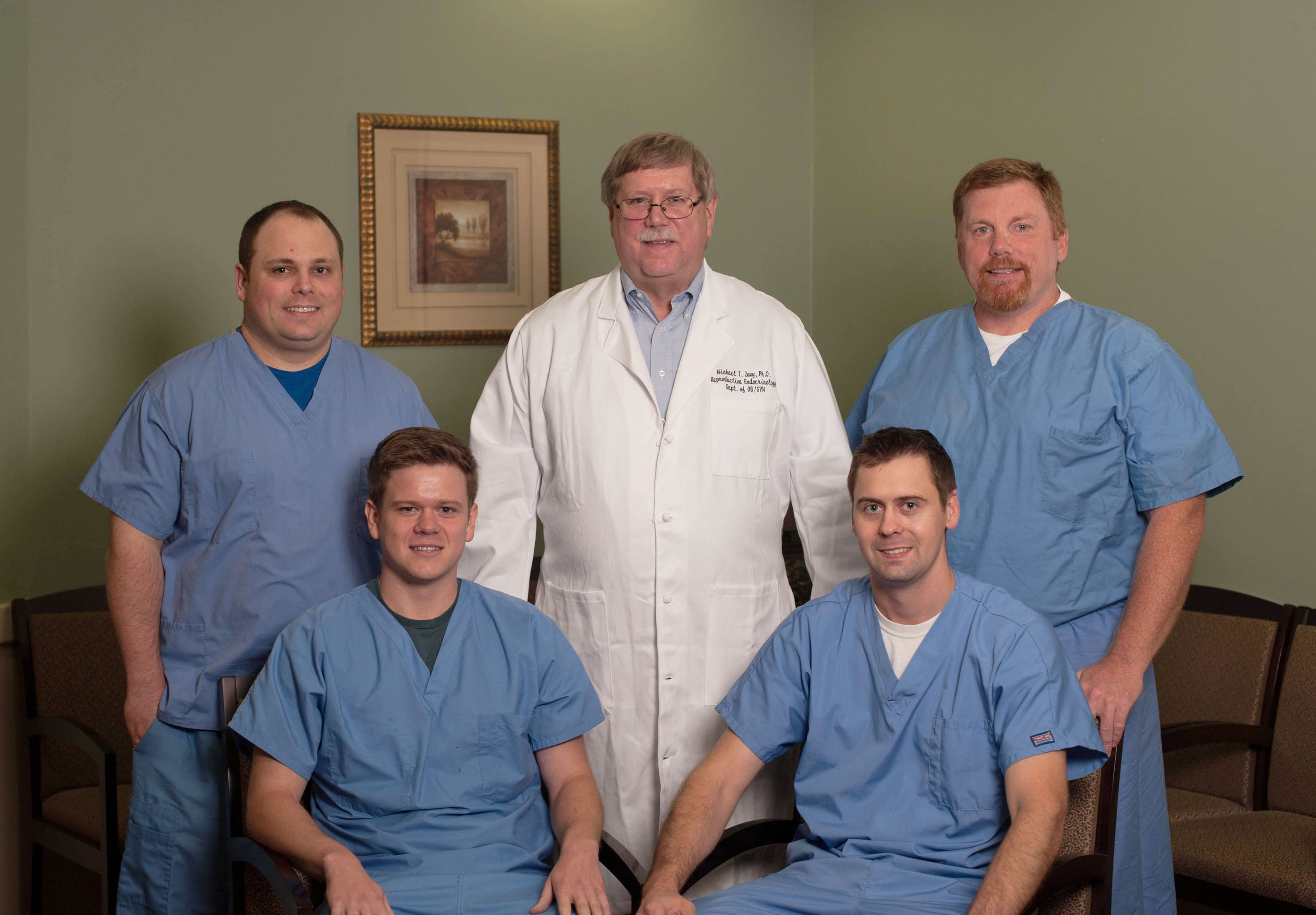 Ou Physicians Reproductive Medicine - Lab Staff