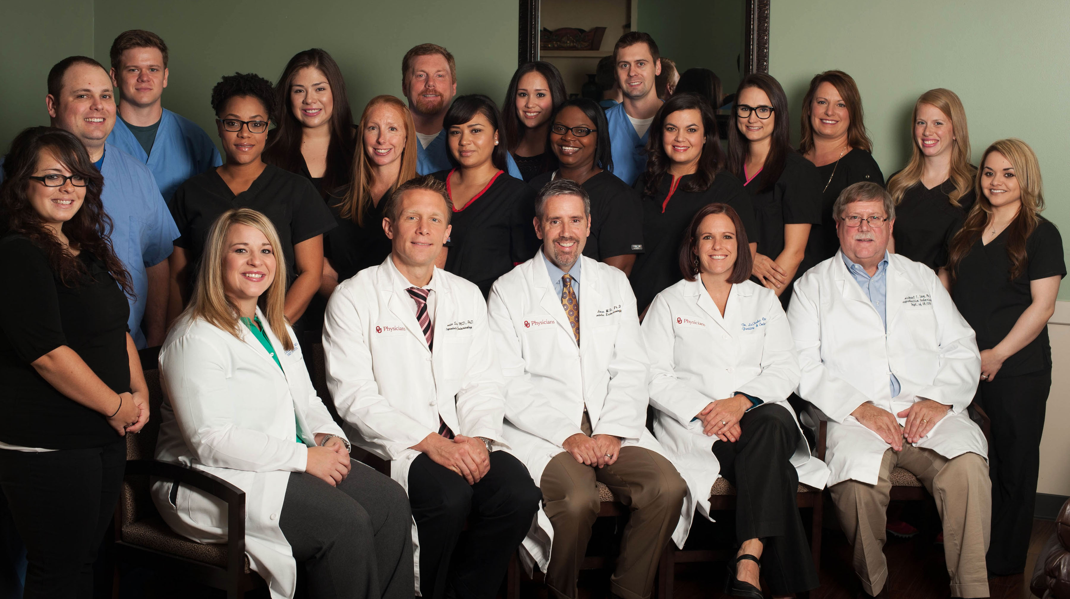 OU Physicians Reproductive Medicine
